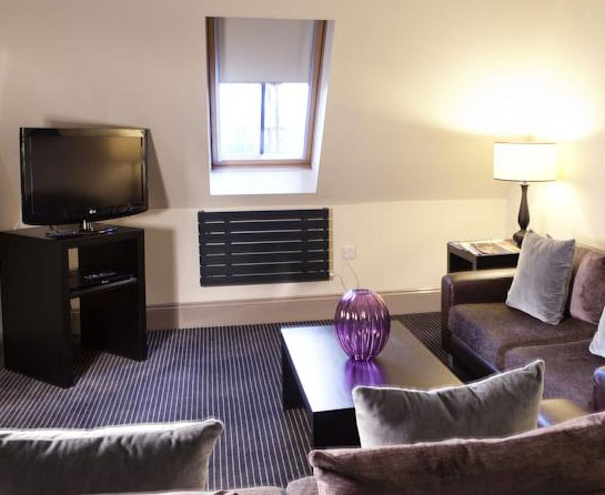 Fraser Suites Holiday Apartments in Glasgow for rent