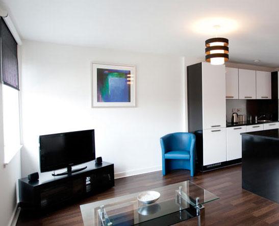 The Spires Serviced Suites - Glasgow City Centre